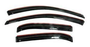 AVS 194861 In-Channel Ventvisor Window Deflector 4Pc For 2013-2017 Nissan Altima