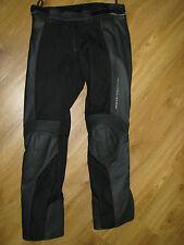 C X07.FPL025001350 Revit Herren Lederhose Gear2 Gr.50  NEU! schwarz