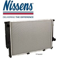 oem Nissens Radiator for BMW E34 530i with Automatic Transmission 1994 1995