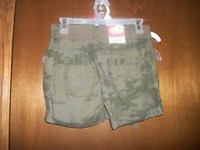 Juniors OP Shorts Gray Olive Camo or Tan 1-7 NWT