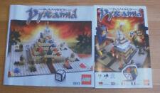 1 NEUE Spiel- und Aufbauanleitung Ramses Pyramid (3843)