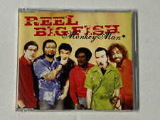 Reel Big Fish Monkey Man Made In England Ska Punk CD Single Rude Boy 3rd Wave