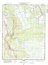 Russian Soviet Military Topographic Maps - RAUDI/ KUREMAE (Estonia), ed.1971