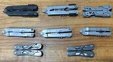 Lot of 8 Gerber 600 Pliers / Suspension NXT / Diesel - Multi Tool