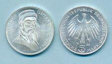 Berühmte Persönlichkeit Münzen der BRD Mark-Währung