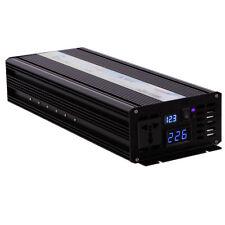 Pure Sine Wave Inverter 2500W Off Grid Power Inverter 12V/24V DC to 120V/220V AC