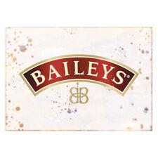 Vintage Baileys Irish Cream Old Sign Classic Vintage Advert Garden Shed Plaque