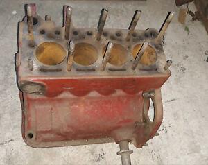 Fiat 500 B C Topolino Monobloc Engine Block
