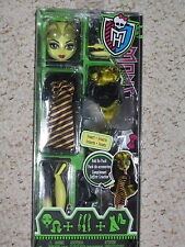 New Monster High Create a Monster girl INSECT Bee Add-on pack doll toy parts
