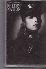 Janet Jackson-Rhythm Nation music cassette
