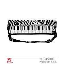 Gonflable électronique Clavier 57 cm instrument musique accessoire robe fantaisie