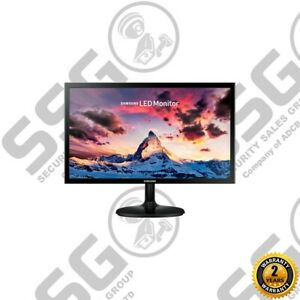 Samsung S22F350FHU 22 inch LED Monitor - Full HD 1080p, 5ms Response, HDMI