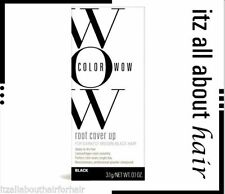 Unisex Black Temporary/Wash-Out Hair Colouring
