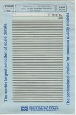 Union Pacific Two-Tone Grey Heavy Weight Harriman Passenger Car Stripes 87-390