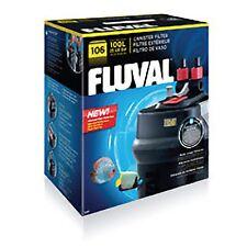 FLUVAL 106 FILTRO ESTERNO ACQUARIO 550lph super silenziose