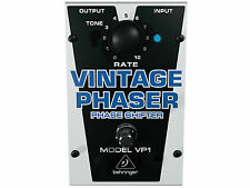 Behringer Vp1 - effetto Phaser Vintage a Pedale per Strumenti musicali