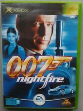 Jeu JAMES BOND 007 : NIGHTFIRE - Xbox 1ère génération - Français (PAL) - Complet