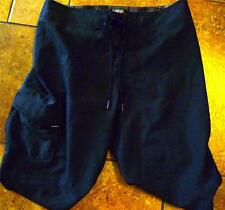 Size 28 La Jolla O'Neill Polyester Stretch Board Shorts Dark Green Epic Freak