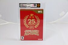 Super Mario All-Stars Limited 25th Anniversary Nintendo Wii New VGA