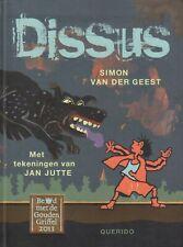 DISSUS - Simon van der Geest & Jan Jutte (BEKROOND MET DE GOUDEN GRIFFEL 2011)