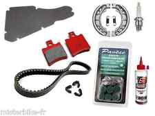 Kit pack entretien Courroie Filtre Galet Frein piaggio typhoon nrg fly 50