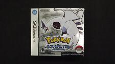 Pokemon Soul Silver (DS) Complete in Box