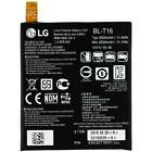 Batteria originale LG BL-T16 3000mAh per G Flex 2 bulk 3,8V ricambio sostitutiva
