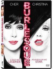 DVD *** BURLESQUE *** Christine Aguilera, Cher, ...