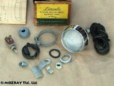 Lincoln Backup Light Accessory Kit Continental Lido_Cosmopolitan 1950 NOS