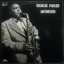 ! 3erLP CHARLIE PARKER - anthology