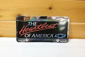 Nascar Dale Earnhardt #3 Plastic License Plate with Chrome Frame Wincraft New