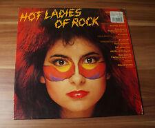 """12"""" LP Vinyl Hot Ladies of Rock - Blondie Suzi Quatro Belle Stars SHM3120"""