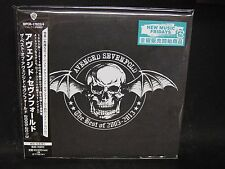 AVENGED SEVENFOLD (A7X) The Best Of 2005-2013 JAPAN 2CD Pinkly Smooth Metalcore