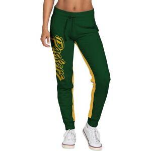 Junk Food Womens NFL Green Bay Packers Paneled Fleece Jogger Pants New XS-2XL