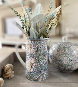 William Morris Pimpernel Fine China Jug Vase Milk Jug Juice Pitcher Flower Vase