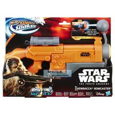 Star Wars Episode VII Nerf Super Soaker Chewbacca Bowcaster Kids Water Gun Blast