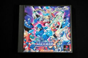 Mega Man Rockman X3 - Rare Japanese Version - Free Shipping