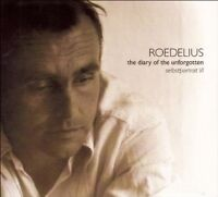 ROEDELIUS - THE DIARY OF THE UNFORGOTTEN (SELBSTPORTRAIT VI)  VINYL LP NEU