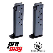 2x ProMag 9mm 8-Round Blue Steel Clip Magazine SMI16 for Smith & Wesson Model 39