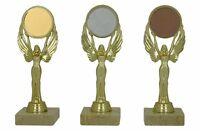 3er Serie Pokale 575 Gold-Silber-Bronze mit Höhe=19,0 cm inkl.Gravur 18,90 EUR
