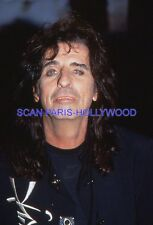 ALICE COOPER 90s  DIAPOSITIVE DE PRESSE ORIGINAL VINTAGE SLIDE 35MM  #1