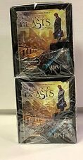 Lot of 2 Harry Potter Fantastic Beasts & Where To Find Them Stickers Hobby Box