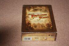 The Adventures of Young Indiana Jones - Volume 1 (DVD, 2007, 12-Disc Set) *New*