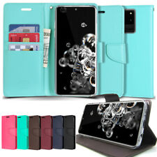 For Galaxy S20 S20+ S20 Ultra Case Cover leather magnetic wallet Flip