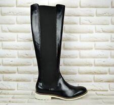 MELVIN & HAMILTON AMELIE 14 Womens Leather Long Knee High Boots Size 5 UK 38 EU