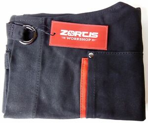 NEW Heavy Duty Waxed Canvas Apron With Pockets by Zortis Carpentry Woodworking
