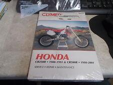 NOS Clymer Honda Service Repair Manual 1988-1991 CB250 1988-2001 CB500 M432-3