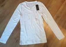 Tommy Hilfiger Damen T-Shirt, Signature T-shirt, Original, Größe: Medium