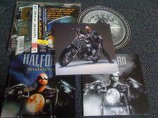 HALFORD JUDAS PRIEST/ resurrection /JAPAN LTD CD OBI sticker