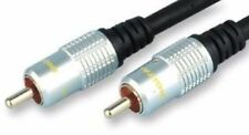 Unbranded RCA Male TV Video Composite Cables